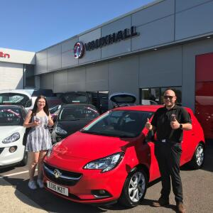 Quest Motor Group 5 star review on 20th August 2020