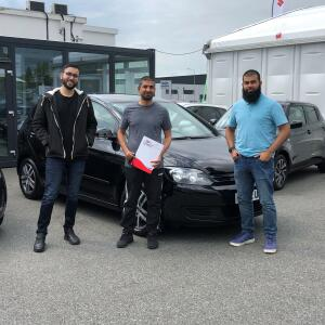 Quest Motor Group 5 star review on 14th July 2021