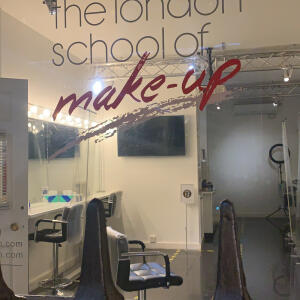 The London School of Make-up 5 star review on 30th October 2020