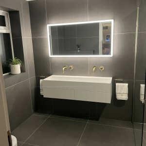 Aquaroc Bathrooms 5 star review on 27th April 2021