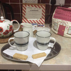 Letter Box Hamper 5 star review on 20th January 2021