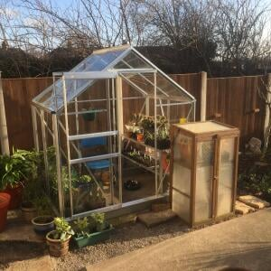 Greenhouse Stores 4 star review on 21st March 2020