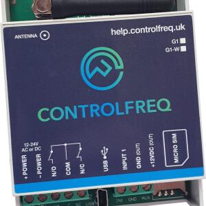 Control Freq 5 star review on 20th February 2019
