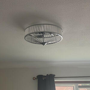 Online Lighting 5 star review on 11th July 2021