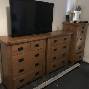 Chiltern Oak Furniture 4 star review on 18th July 2020