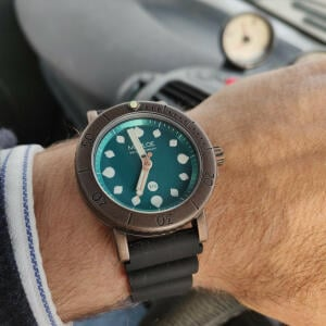 Marloe Watch Company  5 star review on 26th April 2021