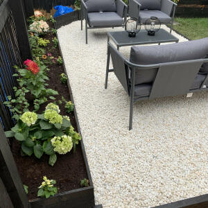 Decorative Aggregates 5 star review on 17th June 2020