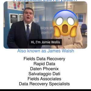 R3 Data Recovery Ltd 5 star review on 24th March 2021