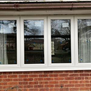 Modern UPVC Windows 5 star review on 8th January 2021
