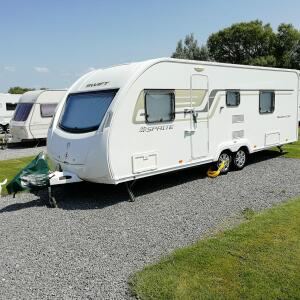Swindon Caravans Group 4 star review on 24th June 2020