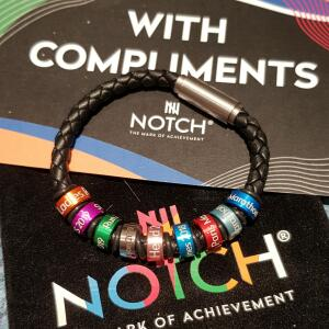 NOTCH® 5 star review on 13th October 2020