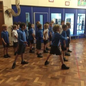 West End in Schools 5 star review on 12th June 2018