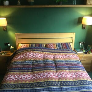 norwood textiles  5 star review on 8th February 2021