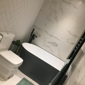 Bathroom Mountain 5 star review on 10th March 2021