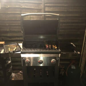 BBQ World 5 star review on 23rd January 2021