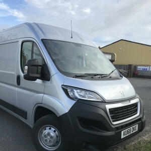 UK Vans Direct 5 star review on 15th October 2018