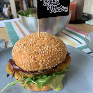 Vegan Masters 5 star review on 28th July 2021