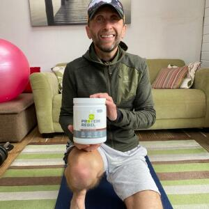 Protein Rebel  5 star review on 6th May 2021