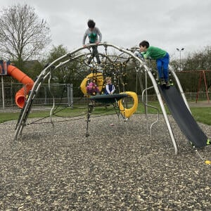 Playdale Playgrounds  5 star review on 30th June 2021