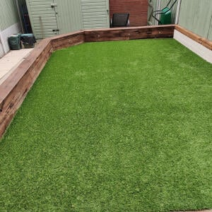 Great Grass 5 star review on 30th April 2021