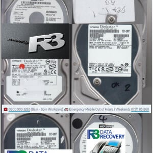 R3 Data Recovery 5 star review on 24th July 2021