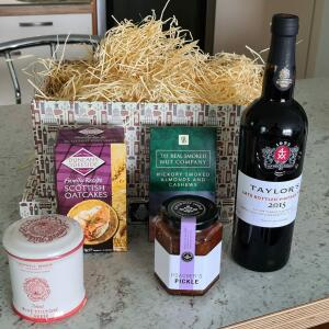 The British Hamper Company 5 star review on 22nd September 2020