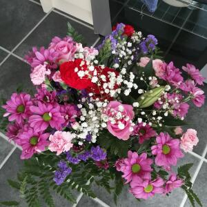 Homeland Florists  5 star review on 13th March 2021