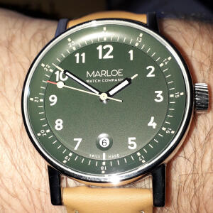 Marloe Watch Company  5 star review on 12th January 2021