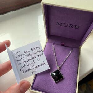 Muru Jewellery 5 star review on 25th January 2021