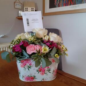 Williamson's My Florist 5 star review on 27th August 2019