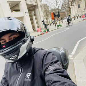 Infinity Motorcycles 5 star review on 10th March 2021