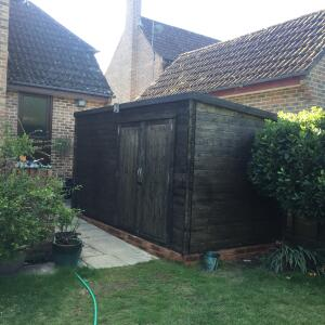 Garden Buildings Direct 5 star review on 26th August 2020