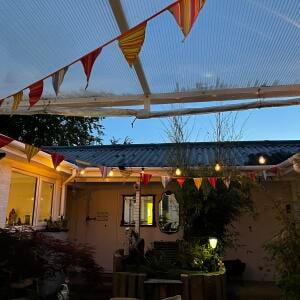 The Cotton Bunting 5 star review on 20th July 2021