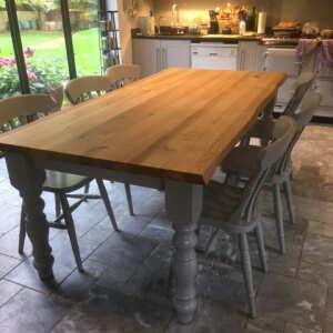 Farmhouse Table Company 5 star review on 16th November 2020