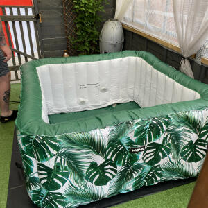Wave Spas 5 star review on 17th June 2021