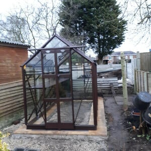 Elloughton Greenhouses 5 star review on 14th January 2020