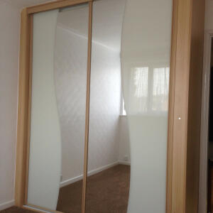 Sliding Door Wardrobes 5 star review on 14th February 2019
