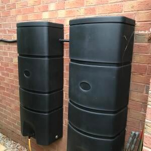 Water Butts Direct 5 star review on 1st December 2020