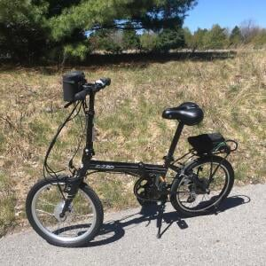 Swytch Bike 5 star review on 13th May 2021