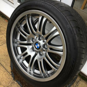 First Aid Wheels - Alloy Wheel Repair & Refurbishment Experts 5 star review on 15th April 2019