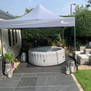 Wave Spas 5 star review on 16th September 2020