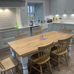 Farmhouse Table Company 5 star review on 13th November 2020