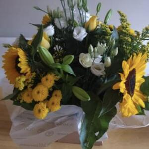 Williamson's My Florist 5 star review on 31st August 2020