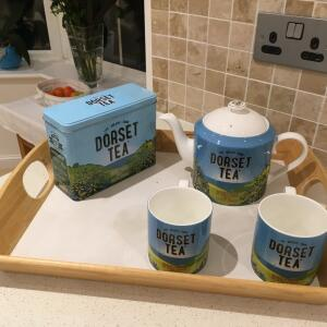Dorset Tea 5 star review on 25th January 2021