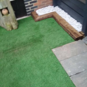 Artificial Grass Direct 5 star review on 21st February 2020