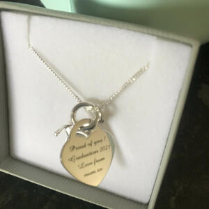 Personalised Jewellery 5 star review on 29th June 2021