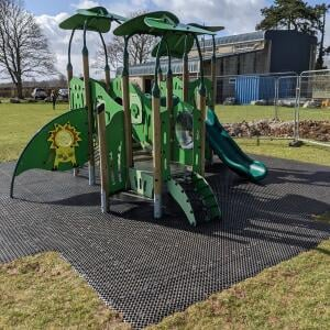 Playdale Playgrounds  5 star review on 24th March 2021