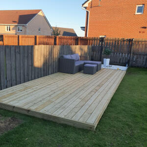 Savoy Timber 5 star review on 22nd August 2020