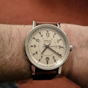 Marloe Watch Company  5 star review on 8th January 2021
