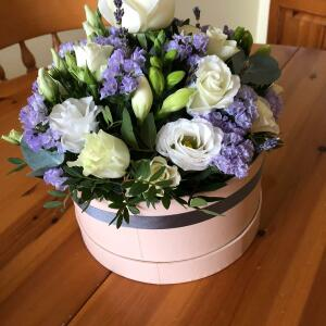 Williamson's My Florist 5 star review on 5th February 2020